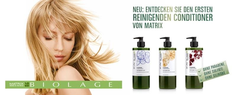 Biolage - Cleansing Conditioner - Reinigende Conditioner