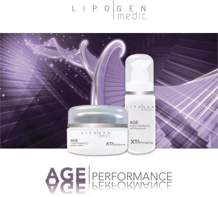 Linie -  MODUL 3 - AGE Performance Anti-Aging