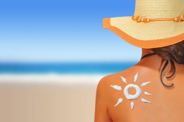Sonnenpflege