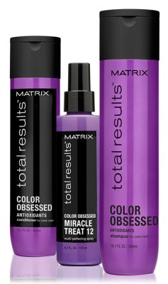 Total Results - Color Obsessed - Coloriertes Haar