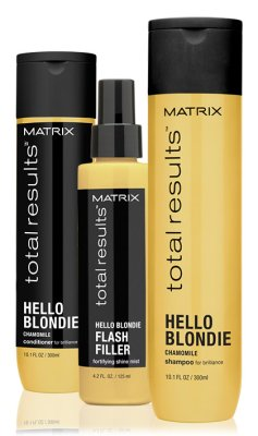 Total Results - Hello Blondie - Blondes Haar
