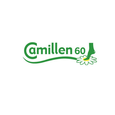Die Produktserie  Camillen 60  - Fuß-...