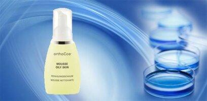 orthoCos® reizfreie Reinigung für Problemhaut ( Akne, Neurodermitis, Couperose o.ä.)