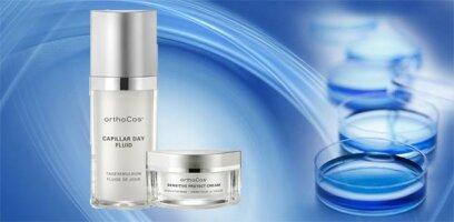 orthoCos® Spezialpflege bei Couperose & Rosacea & für die irritierte und zu Allergien neigende Haut