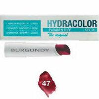 Hydracolor Lippenpflege Classic ohne Glycerin BURGUNDY 47