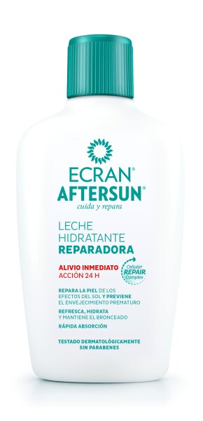 After Sun Milk 400ml - After Sun - Leche Hidratante Reparadora - Reparierende After Sun Milch - 400ml
