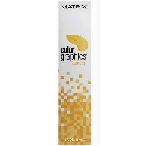Matrix COLOR GRAPHICS LACQUER direkteinziehende Tönung - Yellow- 85ml