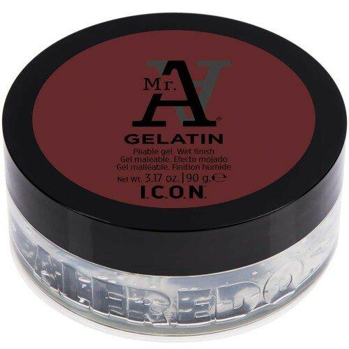 Mr. A. - Gelatin - Gel mit flexiblem Halt und Nasseffekt 100ml