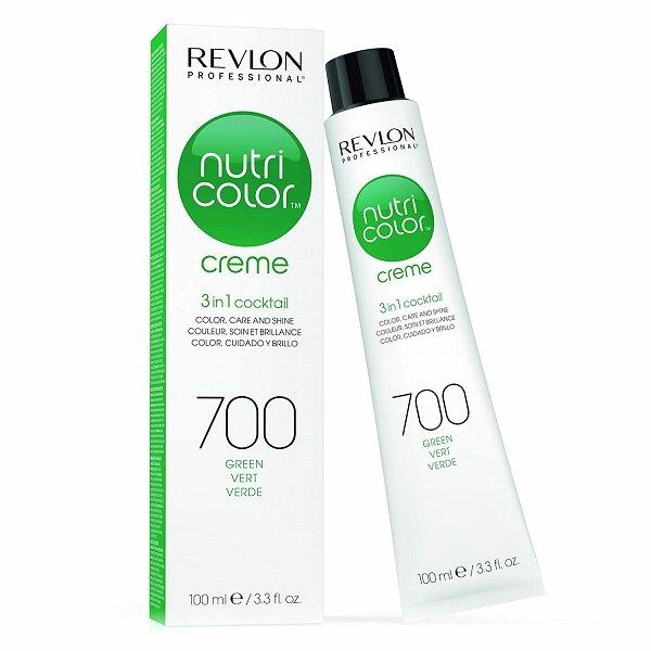 Revlon Nutri Color Creme 700 Green - 100 ml