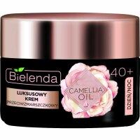 CAMELLIA OIL Luxuriöse Anti-Falten-Creme 40+ Tag /...