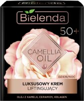CAMELLIA OIL Luxuriöse Lifiting Creme 50+ Tag / Nacht - 50ml
