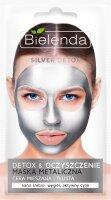Detox - Silber Detox Maske für fettige und Mischhaut...