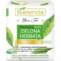 Green Tea -  Nachtpflege für unreine, fettige und...